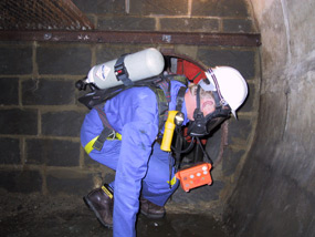 Safe Entry to Confined Spaces